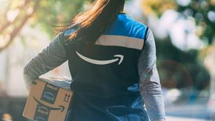 amazon delivery person