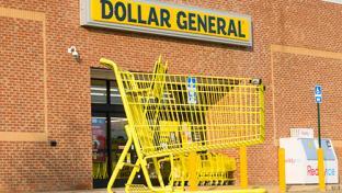 Dollar General cart