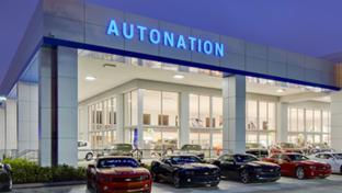 AutoNation storefront