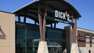 Dick's storefront