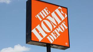 home depot exterior