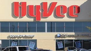 HyVee storefront