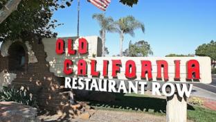 California Restaurant Row