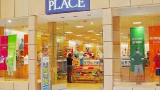 Children's Place storefront