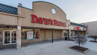David's Bridal storefront