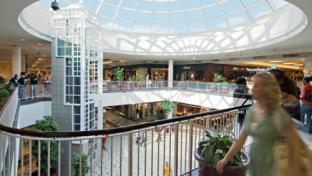 Westfield Meriden mall in Connecticut