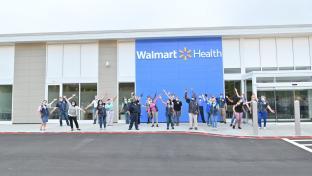 Walmart Health store
