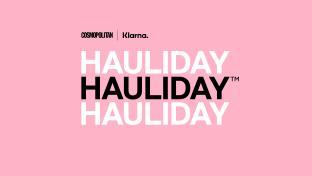 Hauliday sales event logo
