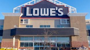 Lowes storefront