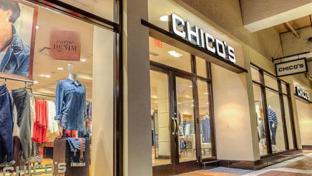 Chico's storefront