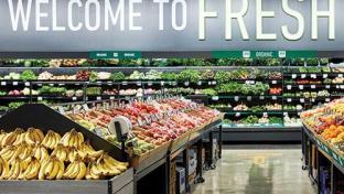 Welcome to Amazon Fresh