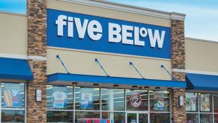 Five Below exterior