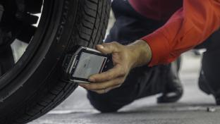 mobile tire inspection