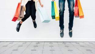 Gen Z shoppers
