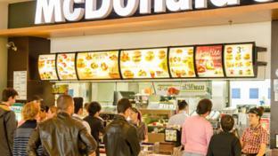 McDonald's ordering