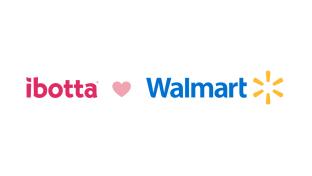 Walmart-Ibotta logo