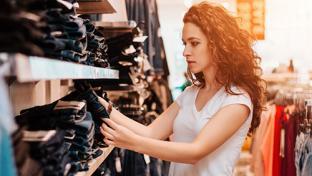 jeans shopper