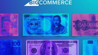 BigCommerce foreign currency