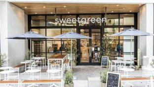 Sweetgreen storefront