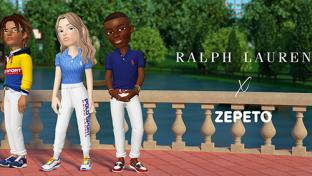 Zepeto and Ralph Lauren partnership
