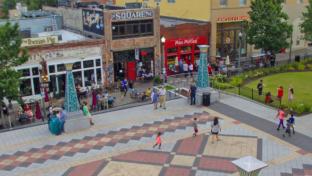Decatur Georgia Square