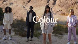 Pacsun's Colour Range campaign.